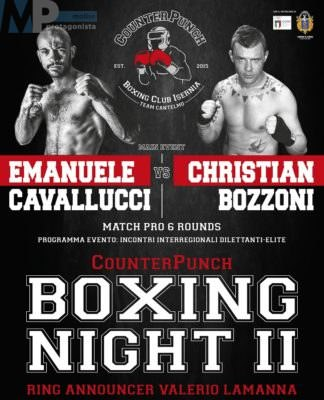 Boxing Night - Isernia