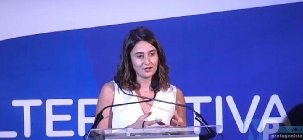 Federica Vinci Pres. Italia Obama Foundation Leaders: Europe,
